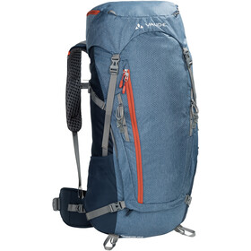 VAUDE Asymmetric 42+8 Backpack fjord blue